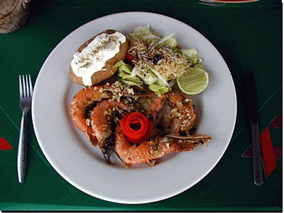 Shrimp caribbean recipes