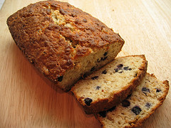 Bountiful Blueberry Bread