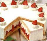 STRAWBERRY  SHORTCUT  CAKE II