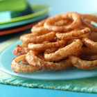 Batter Crisp Onion Rings Recipe